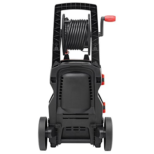 Black+Decker PW1800WSR High Pressure Washer (1800 W, 135 bar, 420 l/h)