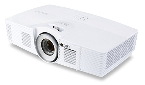Acer V7500 DLP 3D Home Cinema Projector  1080p  2500 lm  20000 1  HDMI  sRGB Projector