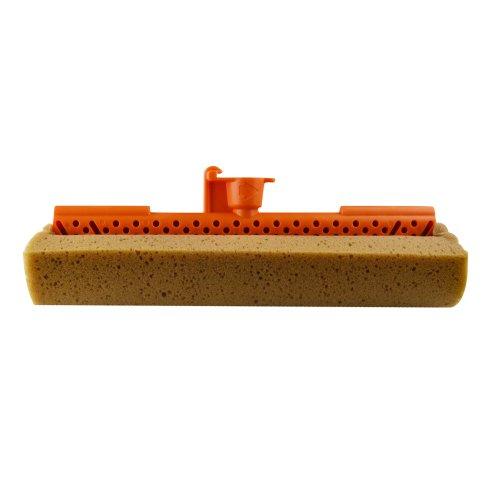 Casabella Quick 'n Easy 1 Count Roller Mop Refill for Item No.52060, Graphite/Orange by Casabella Casabella Mop Refill