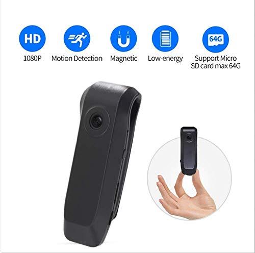 Kleine Mini-Kamera 1080P Voller HD-Stealth-Kamera-Clip-Körper Geeignet Für Zuhause Und Büro Mini-Sport DVR Und Auto-Armaturenbrett Outdoor-Kamera -