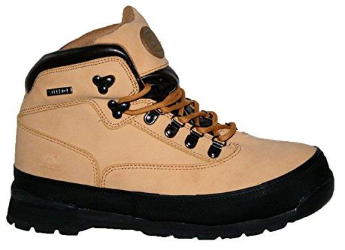 Da uomo Grounwork in acciaio toe escursionismo caviglia Cap lavoro tattico sicurezza stivali Honey