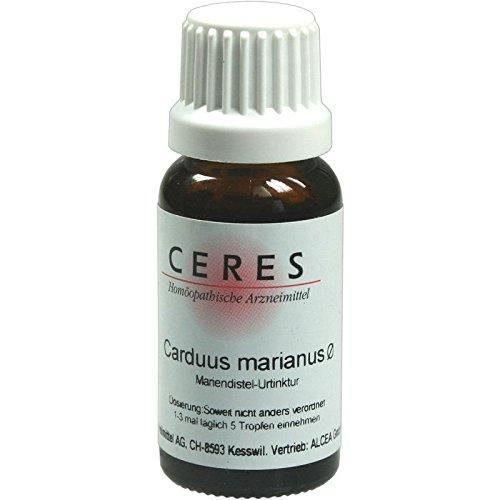 Ceres Carduus marianus Ur 20 ml