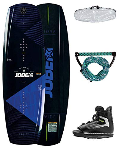 Jobe Vanity 141 & Maze Pack Wakeboard pour Homme Multicolore Taille Uniqu