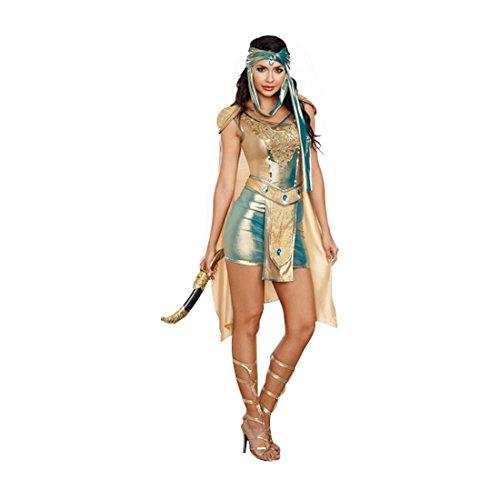 Dreamgirl 10229Scorpion Warrior Queen Kostüm (Woman Warrior Kostüm Amazon)
