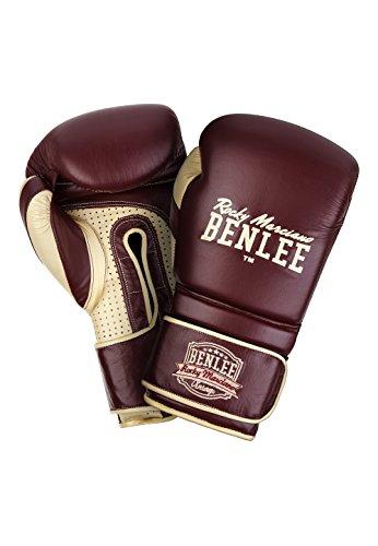 BENLEE Rocky Marciano Boxhandschuhe Graziano Weinrot, 14