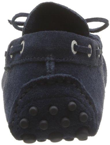 Superga 487 SUEM Herren Mokassins Blau - Blau (Marineblau)