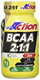 ProAction Gold BCAA 2:1:1 - Barattolo da 200 compresse