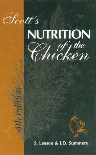 Scott's Nutrition of the Chicken: v. 4