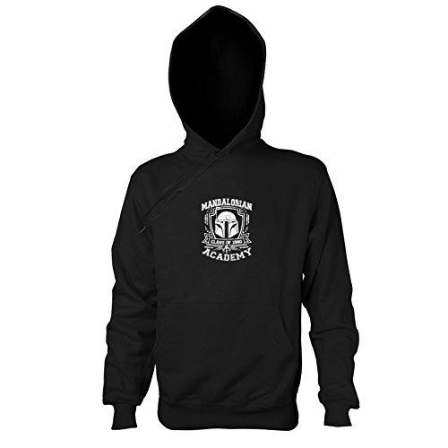 TEXLAB - SW: Mandalorian Academy - Herren Kapuzenpullover, -