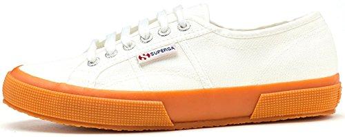 Superga 2750 Plus Cotu S000010, Unisex - Erwachsene Sneaker White