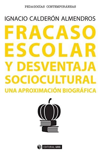 Fracaso escolar y desventaja sociocultural (Manuales)