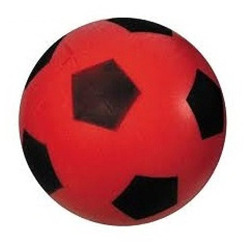 Atabiano grosser Softball Fussball aus Schaumstoff 20 c