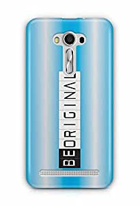 YuBingo Be Original Designer Mobile Case Back Cover for Asus Zenfone 2 Laser 550