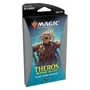 Magic The Gathering Theros Beyond Death Theme Booster-Se envía al Azar (Wizards of The Coast MTG-THB-TBD-EN)