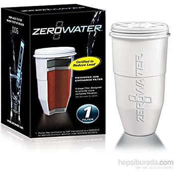 Zerowater Replacement Filter Cartridge For Water Filter