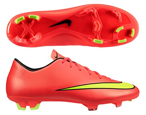 Nike Mercurial Victory V Fg, Chaussures de football homme Rose