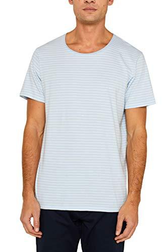 039CC2K024 T-Shirt, Blau (Light Blue 440), X-Large (Herstellergröße: XL) ()