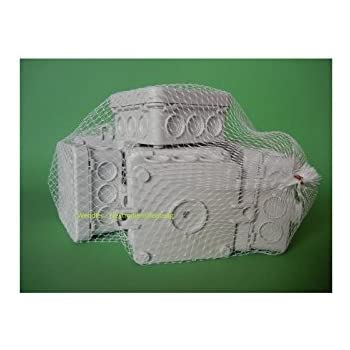 F-tronic Prise Double pour pi/èce Humide iP54 bo/îte de d/érivation 75 x 75 x 40 mm Contenu 10 e125 Gris