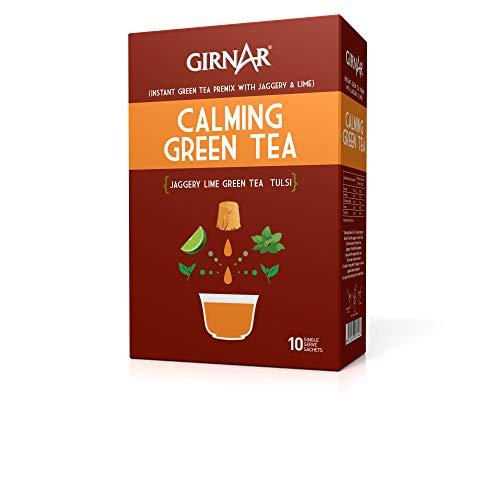 Girnar Instant Premix Calming Green Tea