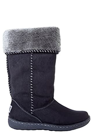 Pixie Holly, Ladies Boots (5, Black)