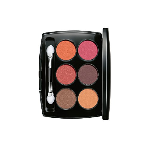 Lakme Absolute Illuminating Eye Shadow Palette, French Rose, 7.5g