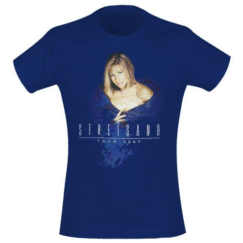 Barbra Streisand - Girl Shirt Tour 2007 - Diamond (in S)