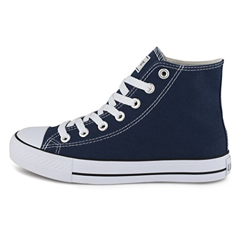best-boots, Sneaker uomo Azul - High Top dunkelblau