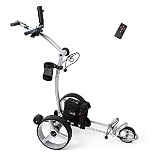 CADDYONE Elektro Golf Trolley 650,Funkfernbedienung