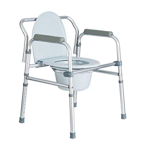 Sedia da Toilette in Lega di Alluminio...
