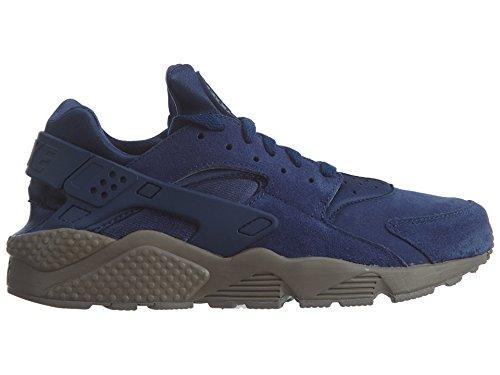 Nike Air Huarache Run Se Matte Silver/Matte Silver Blu