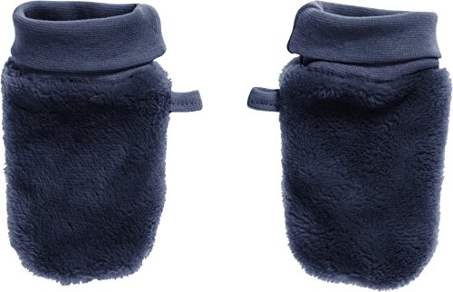 Schnizler Kuschel-Fleece-fäustling, Oeko-Tex Standard 100 guantes Azul (Marine 11), Talla única para...