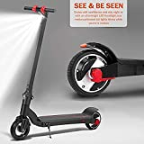 OTTO OUTSTANDING ORIGINAL Elektro Scooter LED Light Fast Speed 18 km/h 6,5 Zoll E-Scooter 9kg Faltbare und Höhenverstellbare Elektroroller für Teen und Adult Mixed (EU Version d mit Garantie)...