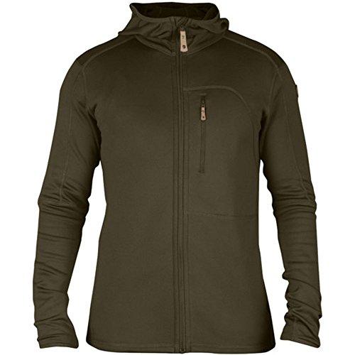 fjallraven-herren-keb-fleece-jacket-fleece-hoodie-dark-olive-m