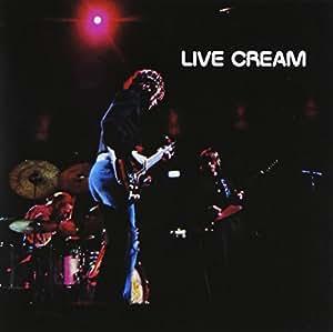 Live Cream Vol.1