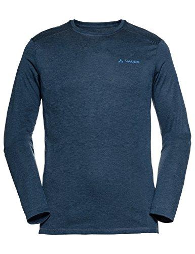 Vaude Herren Men's Sveit LS T-Shirt, Fjord Blue, M