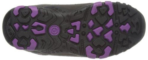 Hi-Tec - Windermere, Stivali da escursionismo Donna Grigio (Charcoal/Purple)