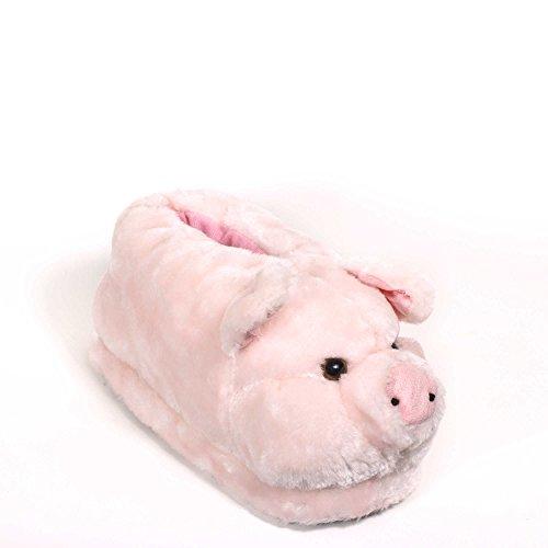 Sleeperz-Chanchito-Zapatillas-de-casa-animales-originales-y-divertidas-Mujer
