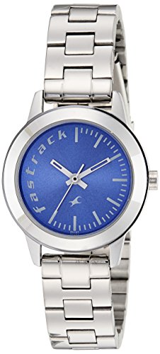 Fastrack Fundamentals Analog Blue Dial Women's Watch - 68008SM03