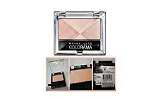 Maybelline Colorama Mono Eyeshadow Peachy Gold 701
