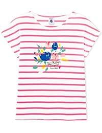 Petit Bateau Farie, T-Shirt Fille