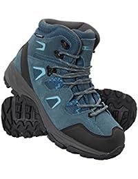 Mountain Warehouse Astronomy Las Mujeres de la Impermeabilizan los Cargadores Mediados de - Zapatos Durables de Las Señoras, Alto de los Zapatos del Verano
