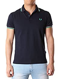 Fred Perry Light And Stretch Custom Fit - Polo - Homme