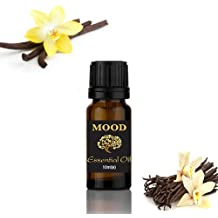 Essential Oils 10ml Pure & Natural Aromatherapy - Choose Fragrance (Vanilla)