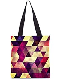 Snoogg Tote Bag 13.5 X 15 Inches Shopping Utility Tote Bag Made From Polyester Canvas - B01GCILVUQ