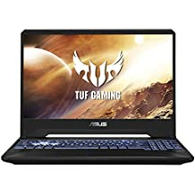 "ASUS TUF Gaming FX505DT 15.6"" FHD 120Hz Laptop GTX 1650 4GB Graphics (Ryzen 5-3550H/8GB RAM/512GB PCIe SSD/Windows 10/Stealth Black/2.20 Kg), FX505DT-AL106T"