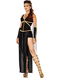 Leg Avenue Divine Dark Goddess Women's Costumes, Small