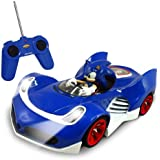 SEGA - Sonic The Hedgehog All Stars Racing Transformed Voiture radiocommandé - 27MHZ