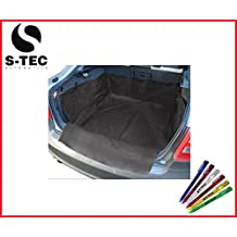 SEAT LEON CUPRA R 02-05- S-Tech Heavy Duty Durable Water Resistant Lip Protector & Car Boot Trunk Liner| FREE S-TECH Pen