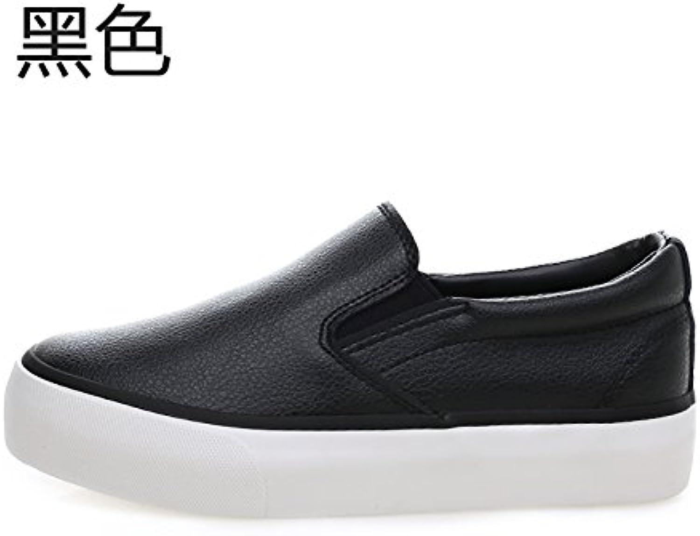 Hommes / femmes Wuyulunbi@ Chaussures Blanc épais bas bas bas enfilableB079DPLGLYParent Forme élégante Coût modéré Chaussures polyvalentes | Fabrication Habile  | Des Matériaux Supérieurs  | Structurels élégantes  9567ce