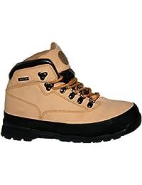 grounwork del hombre de acero para senderismo tobillo botas de seguridad, trabajo táctico